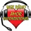 Rádio Amor Incondicional