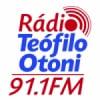 Rádio Teófilo Otoni 91.1 FM