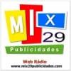 Mix 29 Publicidades Web Rádio