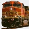 Rail Road BNSF Stockton Sub