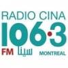Radio CKIN Cina 106.3 FM