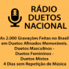 Rádio Duetos Nacional