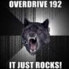 Radio Overdrive 192