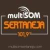 Rádio Multisom Sertaneja 101.9 FM