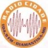 Rádio Cidade Diamantina 104.9 FM