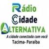 Rádio Cidade Alternativa de Tacima
