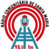 Radio Comunitária De Santa Maria 98.0 FM