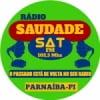 Rádio Saudade  Sat Parnaíba Piauí