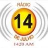 Rádio 14 de Julho 1420 AM