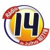 Rádio 14 de Julho 107.7 FM