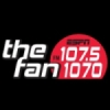 Radio WFNI The Fan 107.5 FM 1070 AM