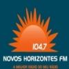 Rádio Novos Horizontes 104.7 FM