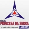 Rádio Princesa da Serra 830 AM