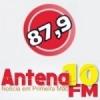 Rádio Antena 10 87.9 FM