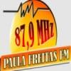 Rádio Paula Freitas 87.9 FM