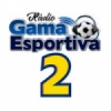 Rádio Gama Esportiva 2