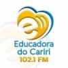 Rádio Educadora do Cariri 102.1 FM