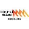Radio Triple M Riverina MIA 963