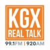 Radio KGX Real Talk  920 AM