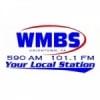 WMBS 590 AM 101.1 FM