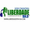 Rádio Liderdade 104.9 FM