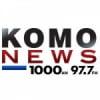 KOMO 1000 AM 97.7 FM