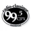 Radio CJPX Classique 99.5 FM