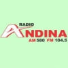 Radio Andina 580 AM 104.5 FM