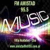Radio Amistad 95.5 FM
