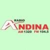 Radio Andina 1320 AM 104.5 FM
