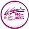 Radio La Sandino 740 AM 107.5 FM