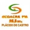 Rádio Ecoacre 95.5 FM