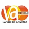 Radio La Voz de Armenia 1040 AM