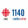 Rádio CBC Radio One 1140 AM