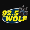 KWOF 92.5 FM HD The Wolf