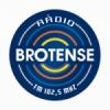 Rádio Brotense 102.5 FM