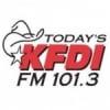Radio KFDI 101.3 FM