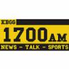 Radio KBGG 1700 AM