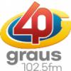 Rádio 40 Graus 102.5 FM