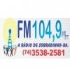 Rádio São Francisco 104.9 FM
