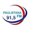 Rádio Paulistana 91.5 FM
