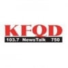 KFQD 750 AM 103.7 FM NewsTalk