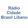 Rádio Cidade Brasil Líbano