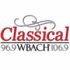 Radio WBQX WBACH 96.9 FM 106.9 FM