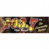 WUVS 103.7 FM The Beat