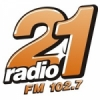 Radio 21 Moldova 102.7 FM