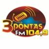 Rádio 3 Pontas 104.9 FM