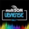 Rádio Multisom Ubaense 104.1 FM