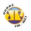 Rádio Jovempan 102.1 FM
