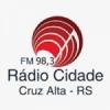 Rádio Cidade FM Cruz Alta